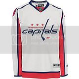Washington Capitals new jerseys away